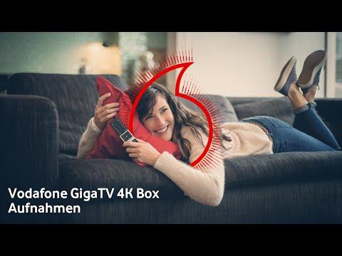GigaTV Cable Box - Aufnahmen