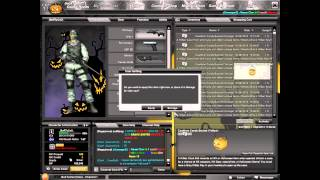 Combat Arms - [Cauldron Candy Buckets (yellow)] [HD]