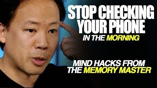 HACK YOUR MIND - Jim Kwik on Procrastination and Habits | VERY INSPIRING!