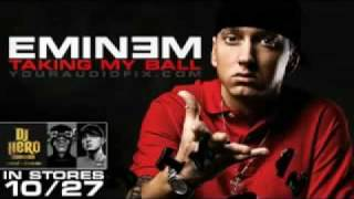Eminem Taking My Ball (Official Music)  HQ