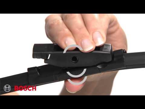 Bosch Aerotwin Plus - Bayonet - Adaptor 3