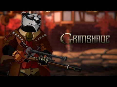 Grimshade — Character Spotlight #2 — Charlie thumbnail