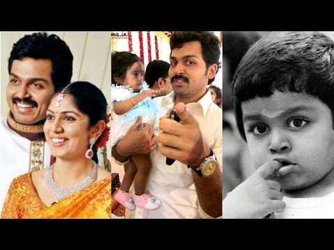 Download Actor Karthi Sivakumar Family Photos Wife Ranjini