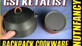 """""""Backpacking Cookware: The Ketalist"""" by Nutnfancy"""