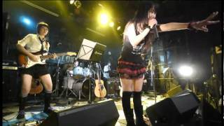 有坂愛海『スターダスト・バニー』2010.7.255thワンマンDVDより