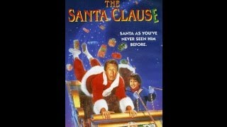 Digitized Opening To The Santa Clause (1996 VHS UK)