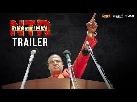 NTRMahanayakudu Official Trailer