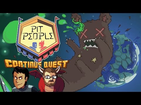 Pit People - Continue SideQuest