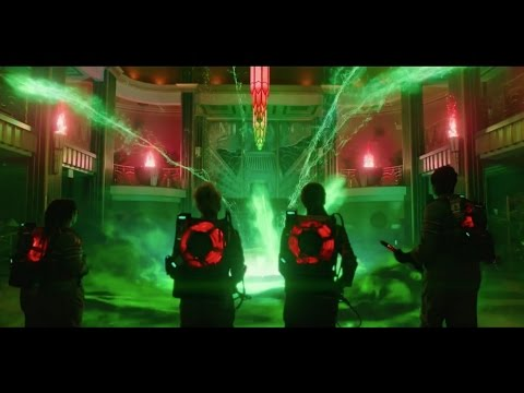 Ghostbusters | International Trailer [HD] 2016