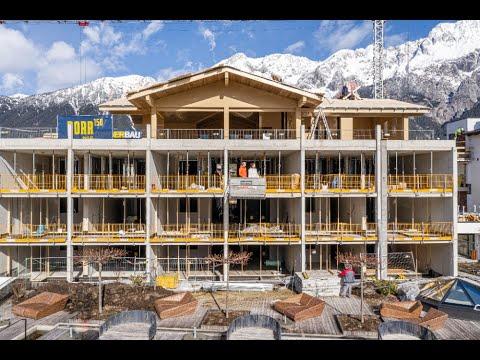 Best Alpine Wellness Hotel Schwarz Neubau 2021