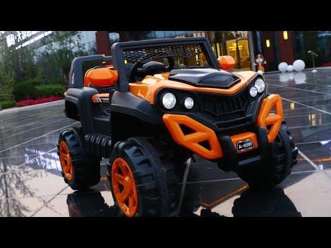 Детский электромобиль «Buggy - MalinaBay 6500»