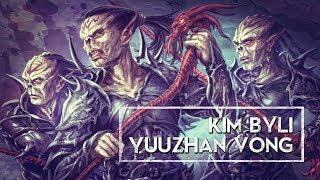 Kim byli Yuuzhan Vong? [HOLOCRON]