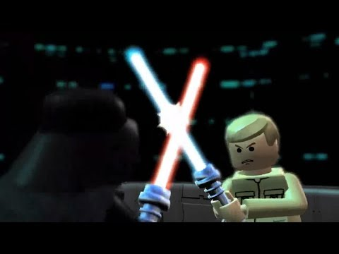 Lego Star Wars The Complete Saga On Gogcom