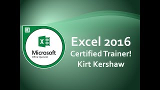 Excel 2016: How To Use The Quick Analysis Tool