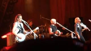 Dixie Chicks SILENT HOUSE Cleveland Ohio Blossom Music Center June 3 2016