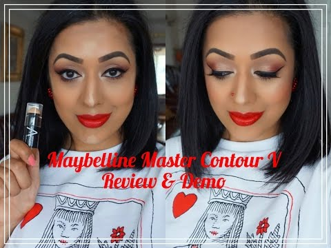 FaceStudio Master Contour V-Shape Duo Stick by Maybelline #9