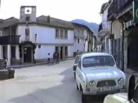 CADALSO DE LOS VIDRIOS - AÑO 1988