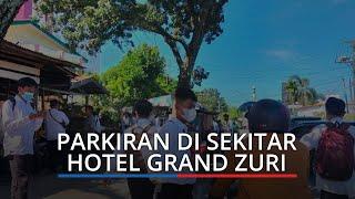 Tukang Parkir di Sekitar Hotel Grand Zuri Padang Ketiban Rezeki Nomplok dari Peserta Ujian SKD CPNS