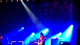 Feeder - Sentimental (Live) - Roundhouse London 20 February 2011