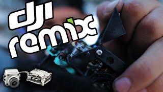 Ummagawd Remix DJI DIGITAL FPV