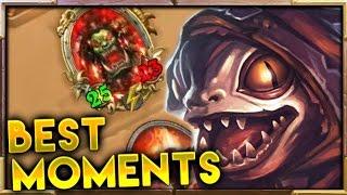 Best Moments 82 | Hearthstone Gadgetzan