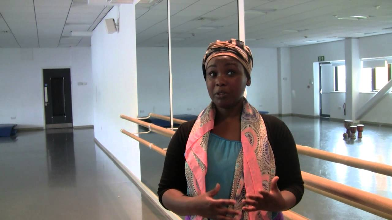 Cecilia Willis, MA Dance Movement Psychotherapy, talks about what inspired her to study the course