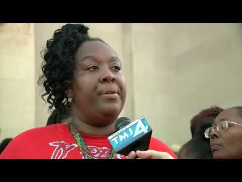 Ty'rese West's mother reacts to the DA's decision to not press charges