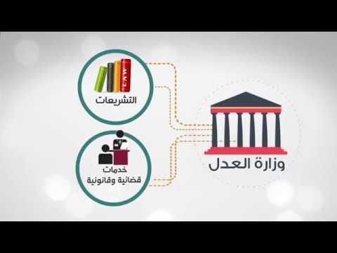 انفوجيرافيك وزارة العدل طلب شكوى ضد خبير
