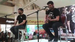 05 Cacho a cacho - Estopa Showcase México 2014