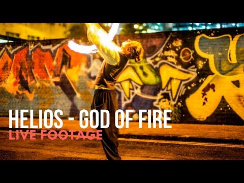 Helios - God Of Fire Video