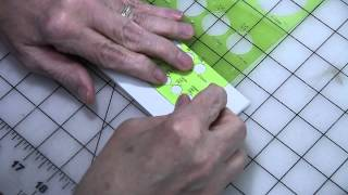 Cutting Glass for Models