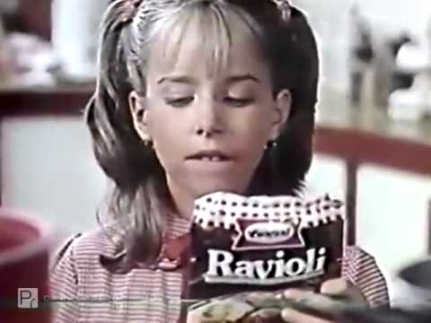 Comercial: Ravioli de Carozzi (1986)