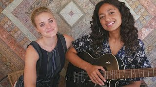 The Beach Boys  In My Room Cover By AJ Michalka And Dana Williams