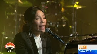 Dami Im - I Say A Little Prayer - Today Extra on 9
