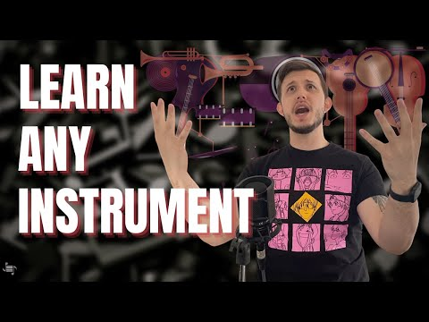 A video from my website Just Write Music, detailing the core concepts to successfully learning any instrument you want!