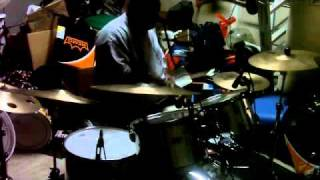 Will Downing - Glad I Met You Tonight (Drum Cover)