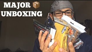 MAJOR UNBOXING!!😱