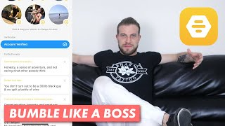 Bumble Like A Boss: Honest Review & Tips to Get More Girls