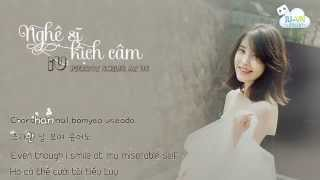 [Vietsub+Kara+Engsub] Pierrot smiles at us - IU