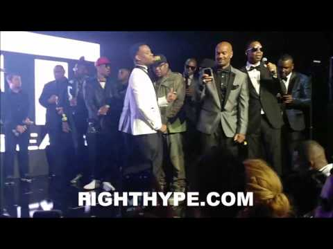 JUSTIN BIEBER GETS MAYWEATHER, CELEBRITIES, & CROWD JUMPIN' AT 40TH BIRTHDAY GALA; FULL PERFORMANCE
