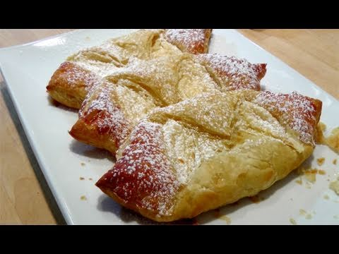 How to make Cheese Danish – Recipe by Laura Vitale – Laura in the Kitchen Episode 71