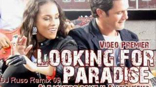Alejandro Sanz Feat. Alicia Keys - Looking For Paradise (Reggaeton Remix)