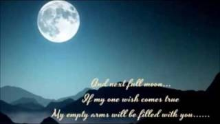 EDDIE FISHER       FULL MOON AND EMPTY ARMS
