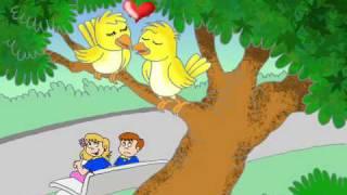 NAMORO NA PRAÇA - VIDEOCLIP INFANTIL