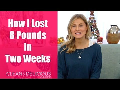 Video How I Lost 8 Pounds in Two Weeks | Clean & Delicious