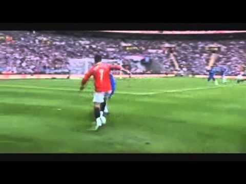 Смерть отца C Ronaldo во время матча!