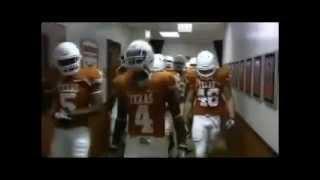 Texas Longhorns Big Hits/Speed Kills