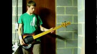 Bass cover of The Economy Is Suffering... Let It Die (Anti-Flag)