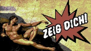 Rammstein   Zeig Dich (C64 Cover, SAM, Hokuto Force)