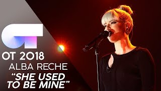 """SHE USED TO BE MINE"" 